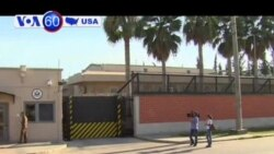 Mỹ rút nhân viên sứ quán tại hai nước láng giềng với Syria