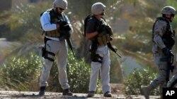 Американские контракторы в Ираке (архивное фото)