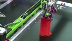 Təkmilləşdirilmiş 3D printerlərin sərgisi keçirilib