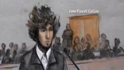 星期一開庭審理波士頓馬拉松爆炸案兇手