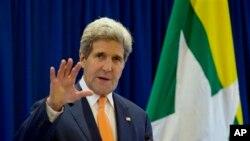 အေမရိကန္ႏိုင္ငံျခားေရးဝန္ႀကီး John Kerry ျမန္မာႏိုင္ငံ ခရီးစဥ္။ (ၾသဂုတ္ ၁၀၊ ၂၀၁၄)