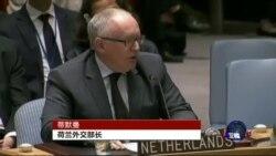 VOA连线:联合国安理会通过决议 要求立即对马航被击落事件进行全面调查