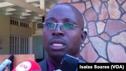 Secretário da Unita em Malanje Januário Alfredo Mussambo