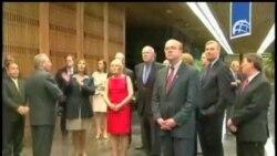 2013-02-20 美國之音視頻新聞: 美國議員代表團在哈瓦那會見卡斯特羅