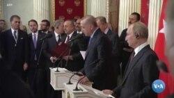 Prezidentlar uchrashuvi oldidan AQSh-Turkiya aloqalariga nazar