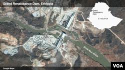 Grand Renaissance Dam, Ethiopia