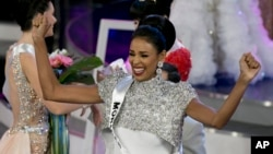 Keysi Sayago fue coronada como Miss Venezuela el miércoles, 5 de octubre, de 2016.