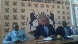 Absence of Harare Town Clerk Irks Mayor As Residents Attack Him Over Dirty Water