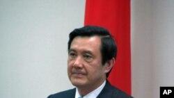 台湾国民党主席马英九
