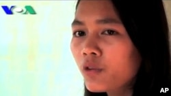 Today Chen Sokha, 16, is a student at a prestigious international school and has even been named one of Newsweek magazine's top 150 women.