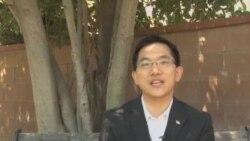 华裔国会议员候选人陈介飞