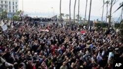 استعفی صدراعظم مصر