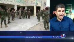 گروههای مخالف و موافق با همه پرسی استقلال، در صحنه سیاسی کردستان عراق