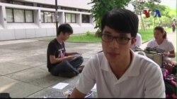 Sinh viên Hồng Kông bãi khóa để phản đối Bắc Kinh
