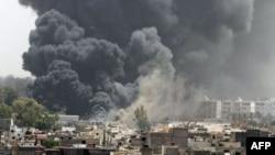 Vazdušni napadi NATO-a na libijsku prestonicu, Tripoli