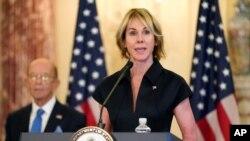 美國常駐聯合國代表克拉夫特。