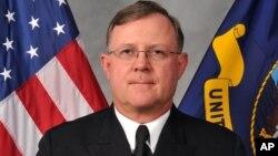 Вице-адмирал ВМС Тим Джардина