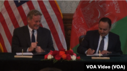 این اولین کمک ایالات متحدۀ امریکا پس از کنفرانس بروکسل برای افغانستان است.