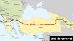 Trans-Anatolian Natural Gas Pipeline (TANAP)