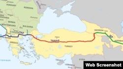 Trans-Anatolian Natural Gas Pipeline (TANAP)