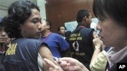 Pemberian vaksin kolera yang disetujui WHO merupakan satu cara untuk memperbaiki usaha melawan perebakan penyakit itu (foto: Dok).