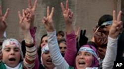 شام میں حکو مت مخالف مزید مظاہرے