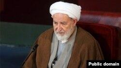 Ayatollah Mohammad Yazdi, seorang berhaluan konservatif garis keras terpilih sebagai Ketua Dewan Ulama Iran yang baru (foto: dok).