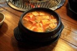 [VOA 현장영어] Have you ever tried Doenjang JJigae?