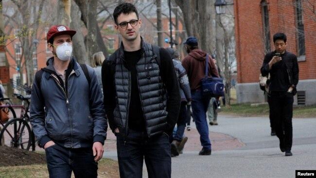 Sinh viên Đại học Harvard.