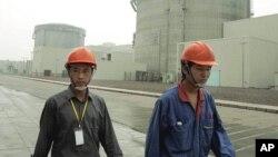 Китайская АЭС