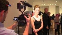 Industri Fashion Berpaling pada Printer Tiga Dimensi - Liputan Tekno VOA 25 April 2014