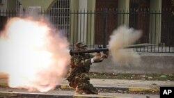 هێزهکانی حکومهتی کاتی لیبیا کۆنترۆڵی 80% ی سرت دهکهن