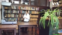 Архів унікальних речей Лесі Українки у Нью-Йорку. Відео