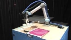 Mother Robot Builds Own Children