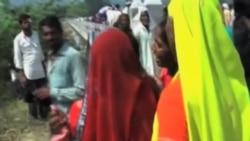 印度踩踏事件造成至少110人喪生