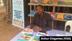 Zimbabwean writer, Elisha July