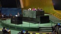 ONU evalúa resolución de embargo económico contra Cuba.