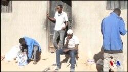 A Bani Walid, un rare refuge pour migrants en détresse en Libye (vidéo)