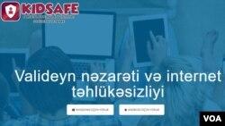 """""""Valideyn nəzarəti və internet təhlükəsizliyi"""" proqramı"""