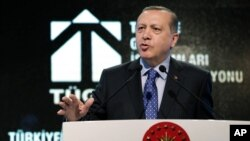 Президент Реджеп Таїп Ердоган.