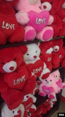 Valentine's Day ...