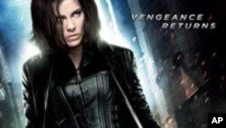 Kate Beckinsale แวมไพร์สาวเจ้าเสน่ห์ปลุก Underworld Awakening ให้ตื่นที่อันดับหนึ่งช่วงสุดสัปดาห์