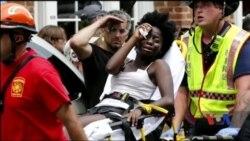 Америка приходить до тями після трагічних подій у місті Шарлотсвілль. Відео