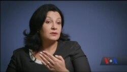 Іванна Климпуш-Цинцадзе про співпрацю з адміністрацією Трампа, летальну зброю США та миротворців ООН в Україні. Відео