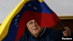 Diosdado Cabello, presidente de la Asamblea Nacional Constituyente, también adelantó que la ANC conformó una comisión para evaluar si es necesario adelantar elecciones legislativas.