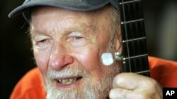 Pete Seeger in 2006
