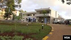 Safaaradda Soomaaliya ee Kenya