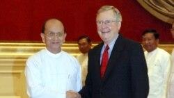 تين سين: اصلاحات در برمه متوقف نخواهد شد