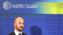 Justen Thomas dialoga sobre Seguridad Energética