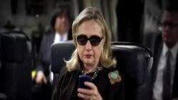 維基揭密發佈克林頓電郵